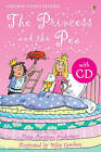 The Princess and the Pea DVD Pack by Usborne Publishing Ltd (CD-Audio, 2006)