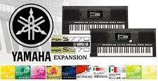 Yamaha PSR S970 /S770 Expansion- Styles & Sounds