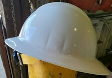 Bullard Classic Model C33 Type I Class E Amp G Withflex Gear White Helmet Hard Hat