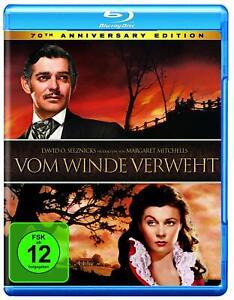 Vom-Winde-verweht-1939-Blu-ray-NEU-OVP-mit-Vivien-Leigh-Clark-Gable-Olivia