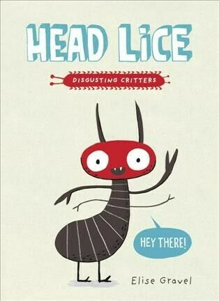 Head Lice, Paperback by Gravel, Elise, Like New Used, Free P&P in the UK