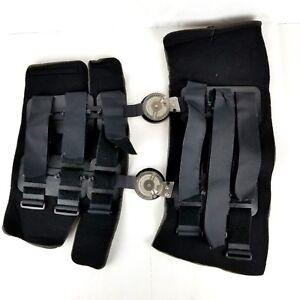 TOWNSEND-DESIGN-6-Strap-Post-Op-Orthopedic-Knee-Brace-Stabilizer-Immobilizer