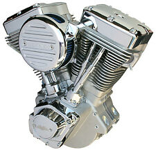 Ultima Natural El Bruto 120c.i Complete Engine for Harley Big Twin 1984-1999