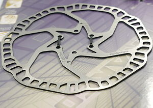 STAINLESS-DISC-BRAKE-ROTOR-SUIT-AVID-HAYES-SHIMANO-PROMAX-180MM-6-BOLT-STYLE