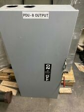 Ge General Duty Safety Switch 600a 240vac Pn 252b2514p2