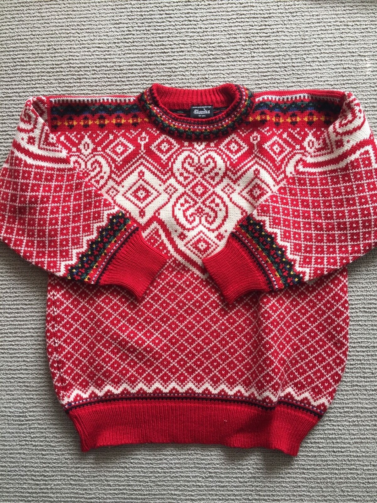 Dale Of Norway Sweater Size L