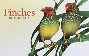2018-AUSTRALIA-STAMP-PACK-039-FINCHES-OF-AUSTRALIA-039-MNH-STAMPS