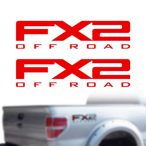 Ford FX2 Off Road F150 F250 Truck Decals Stickers 2009 2010 2011 Vinyl Graphic j