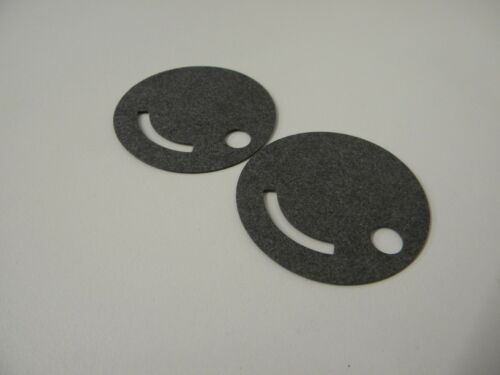 Holley QFT AED CCS Demon Choke Cover Gasket Thick 2300//4150//4160//4180 10 PacK