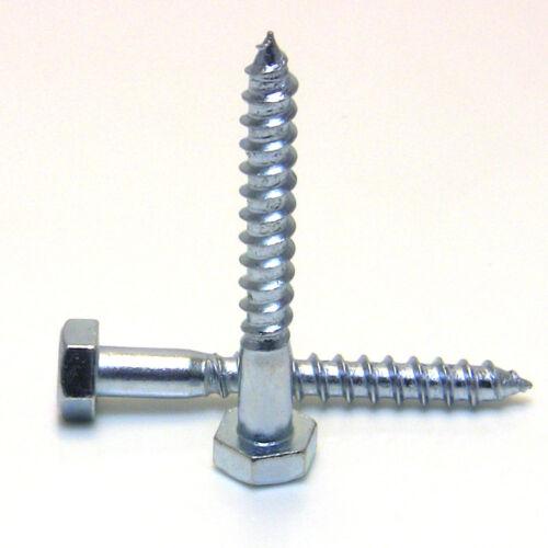 Holzschrauben Sechskant DIN 571 verzinkt Schrauben bis 300 mm Holz Schraube i