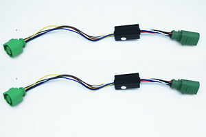 2-X-Dynamic-Turn-Signal-Indicator-LED-Tail-Light-Harness-For-2007-up-Audi-A5