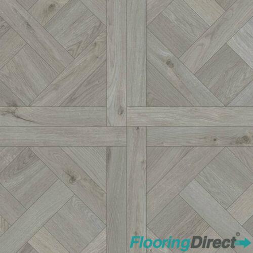 Parquet Panel Heritage Wood Cushion Vinyl Flooring Lino Kitchen Bathroom 2 3 4m
