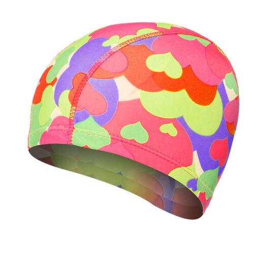 Women Fashion Swim Cap Swimming Hat For Long Hair