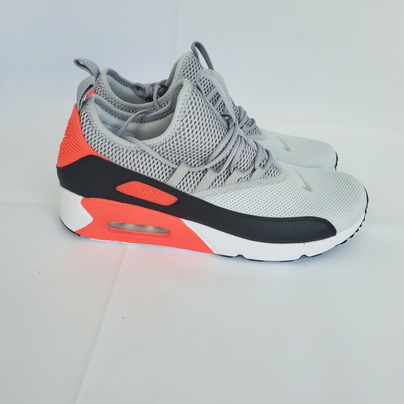 Nike Air Max 90 EZ Shoes Mens Size 11 Wolf Grey Bright