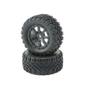 Team-Losi-FF-RR-Tire-Mounted-2-Mini-8IGHT-DB-LOS41007