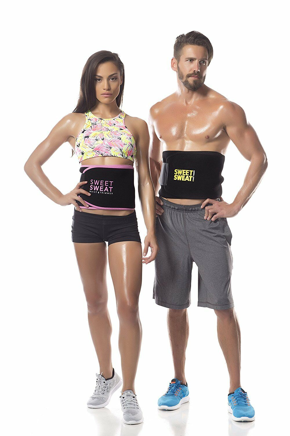 Sweet SWEAT Taille Trimmer grande taille comprend échantillon de de échantillon Sweet Sweat Home Sport fc0c74