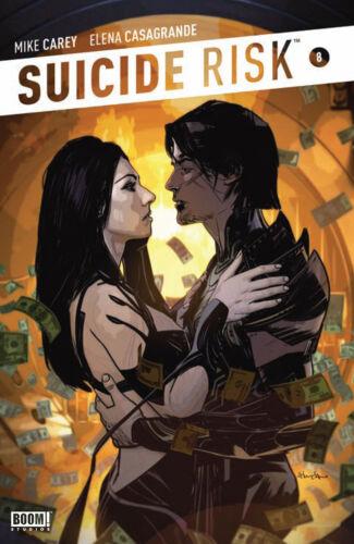 Suicide Risk #8 Comic Book 2013 Boom