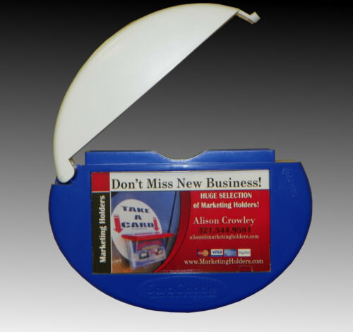 Outside Business Card Holders for Car Magnetic Signs