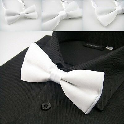LH-003 Men's Tuxedo Wedding Party Adjustable Silk Bow tie Gift Box Free Shipping