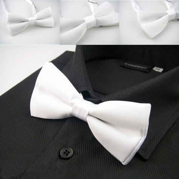 LH-003 Men's Tuxedo Wedding Party Adjustable Silk Bow tie Gift Box Free Shipping