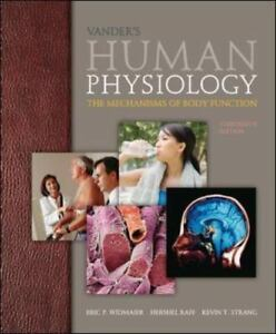 Vanders human physiology vanders human physiology the stock photo fandeluxe Image collections