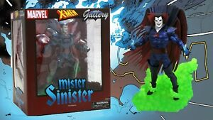 Marvel-Gallery-x-Men-Mister-Sinister-Comic-PVC-Statue-New-Orig-Packaging