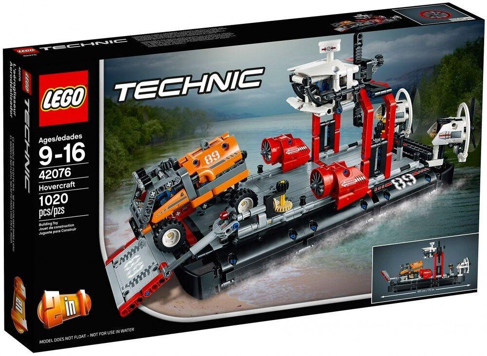 Lego Technic - 42076 - L'aéroglisseur - NEUF et Scellé