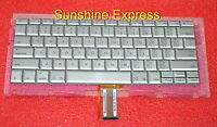 "New OEM Apple PowerBook G4 Aluminum 15"" A1138 US Keyboard AEQ16PLU039 922-6968"
