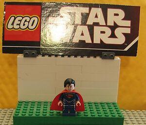 "DC SUPER HEROES LEGO LOT MINIFIGURE--MINIFIG "" MAN OF STEEL -- 76002-76003 """