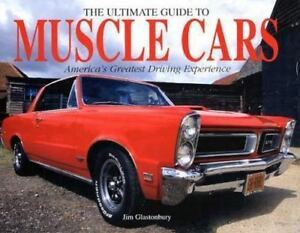 The Ultimate Guide To Muscle Cars 9780785817185 Ebay