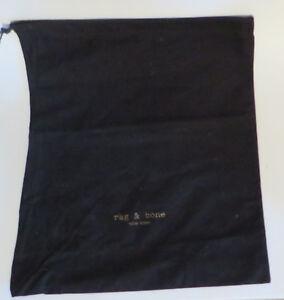New Genuine Rag   Bone Sleeper Dust Bag ONLY Handbag 15.5 X 13.5  235adde4e7d