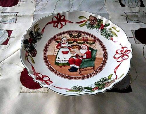 VILLEROY /& BOCH TOY/'S fantasy Coque Grand Santas Maison Nouveau v/&b neuf dans sa boîte plus dispo
