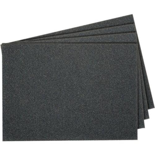 Grain: 400 imperméable PS 11 a ABM,: 230x280 50x Papier Abrasif Klingspor-Arc