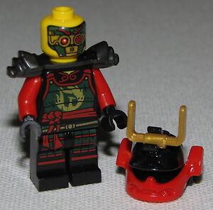 Lego New Kai Ninjago Ninja with Scabbard From Set 70750 Minifigure