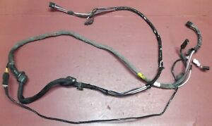 Details about Jeep Cherokee XJ TAIL LIFT GATE TO INTERIOR WIRING HARNESS on