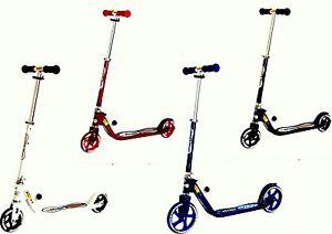 Scooter-Smartscoo-big-144-mm-7-Farben-Roller-Cityroller-kickboard-Trotinette