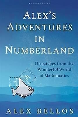 Bellos, Alex, Alex's Adventures in Numberland, Very Good Book
