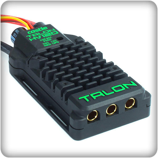 Castle Creations Talon  HV120 ESC  più preferenziale