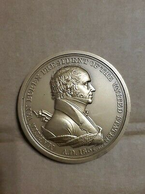 Martin Van Buren  US Mint Presidential Medal