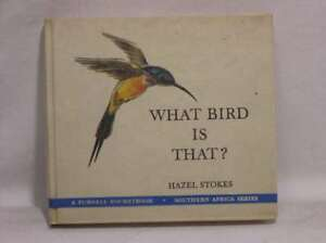 What Bird is That Hazel Stokes Very Good Book - Dundee, United Kingdom - What Bird is That Hazel Stokes Very Good Book - Dundee, United Kingdom