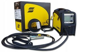 Details about NEW! ESAB CADDY MIG C200i INVERTER WELDING DEVICE MACHINE