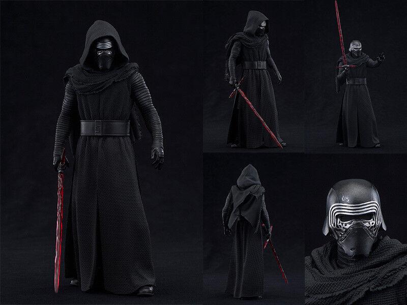 venta mundialmente famosa en línea Estrella Wars-Kylo Wars-Kylo Wars-Kylo Ren ARTFX + Estatua  precioso