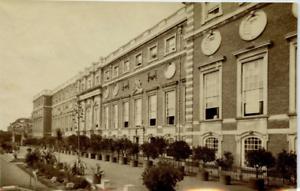 2019 DernièRe Conception Angleterre Londres Château De Hampton Court Vintage Albumen Print. Tirage Alb