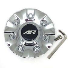 "American Racing Chrome 6/"" OD Wheel Center Hub Cap for WLC811 Prodigy rims"