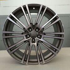 19 Zoll S-Line ET45 für Audi A3 8P 8V S3 A4 B8 A6 4F 4G TT VW Golf ABE Alufelgen