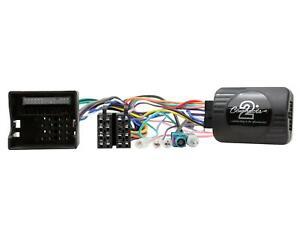 Ctsvx 003 Estéreo Sony Volante Control Tallo Adaptador Para Vauxhall Corsa D