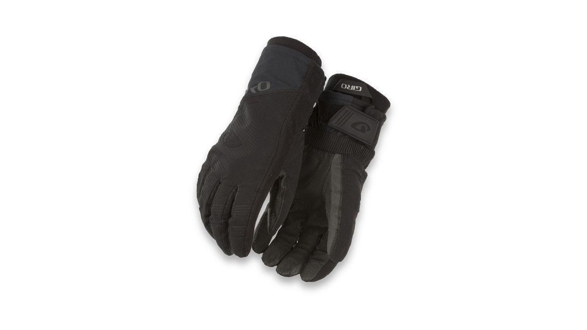Giro Proof Winter Fahrrad Handschuhe black 2019