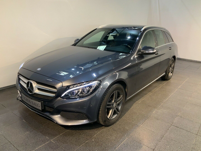Mercedes-Benz C220 2,2 BlueTEC AMG Line stc.