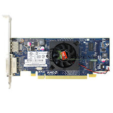 AMD Radeon HD 6450 PCIe x16 512MB DDR3 Video Graphics Card 637183-001 637996-001