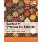 Essentials of Organizational Behavior, Global Edition by Stephen P. Robbins, Timothy A. Judge (Paperback, 2015)